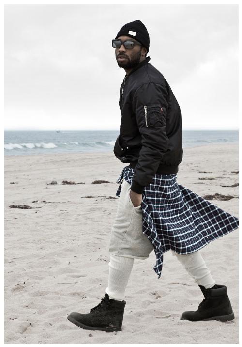 A$AP Bari walking on the beach looking hot.jpg