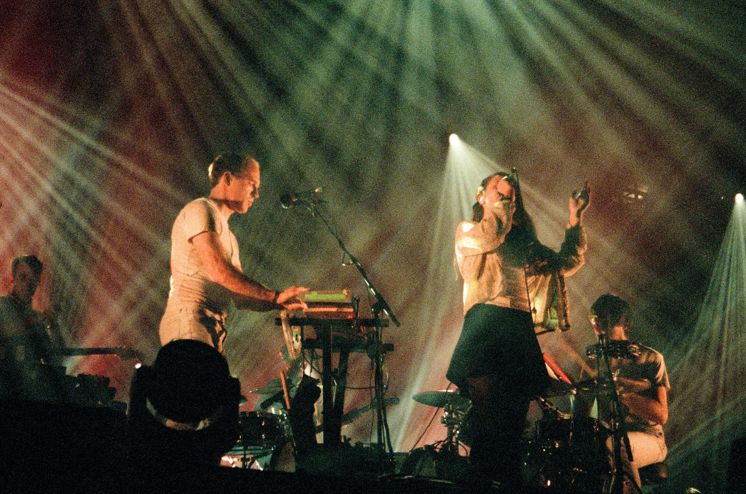 Caribou with special guest Jessy Lanza at Pitchfork Paris