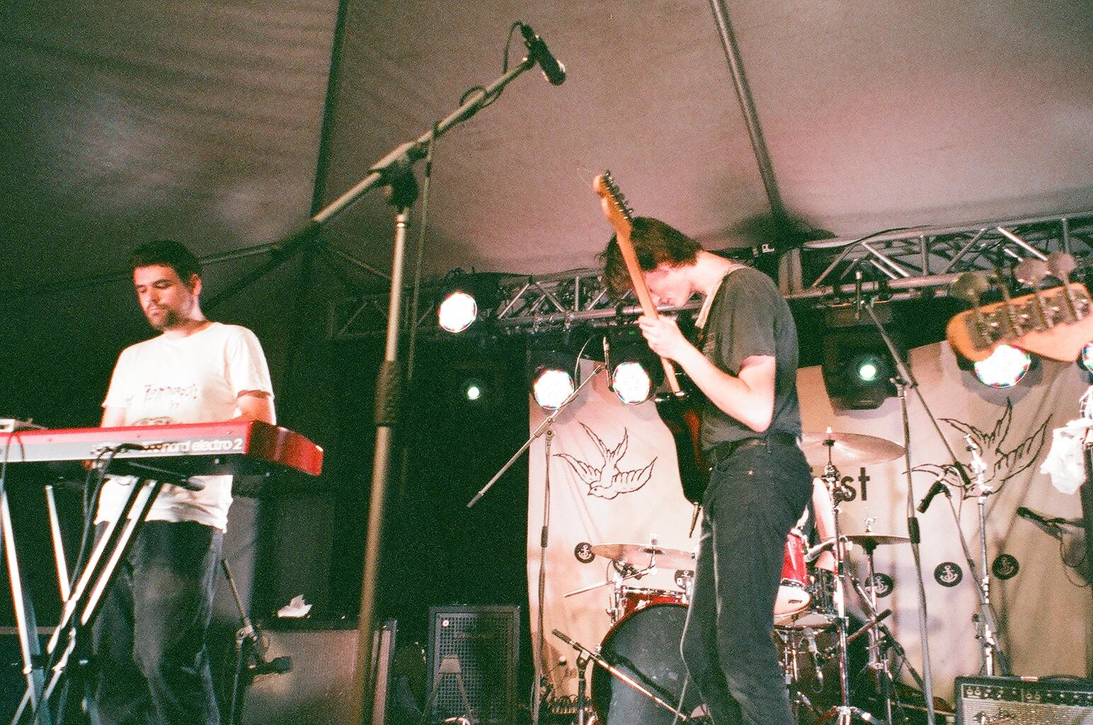 Ought at Sappy Fest 9