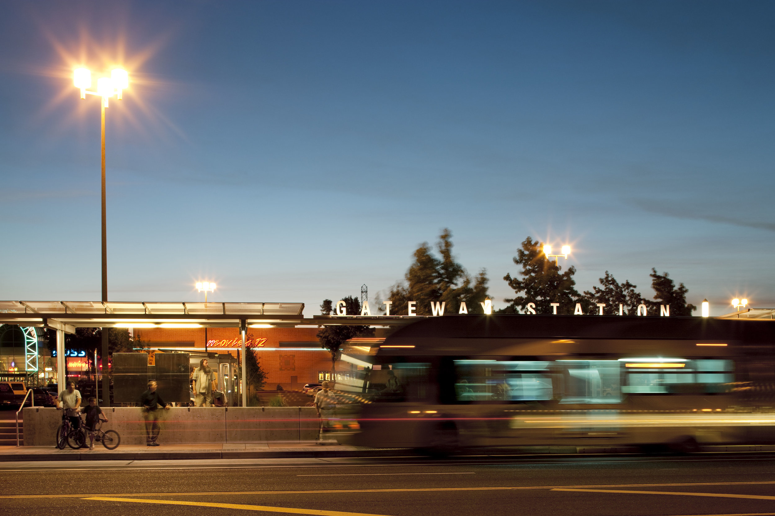 Lane Transit District Gateway Station