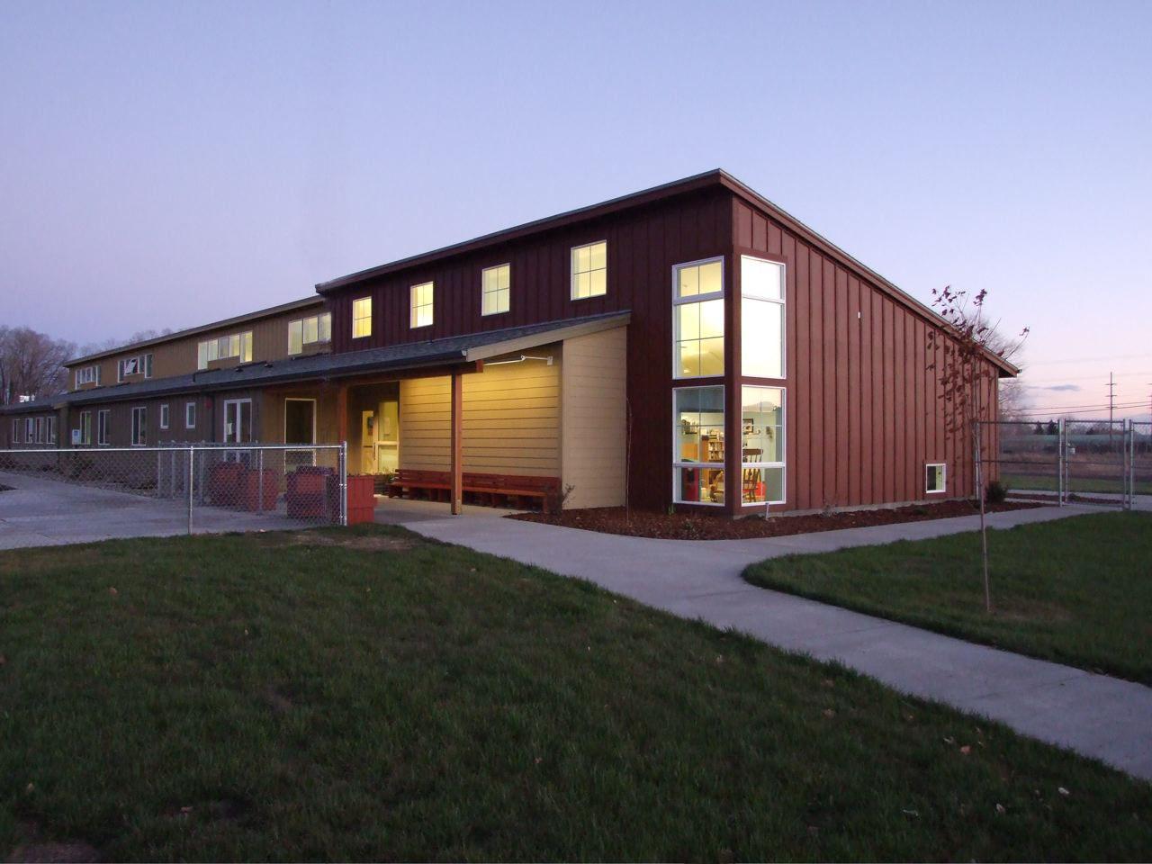 Harney County Head Start School
