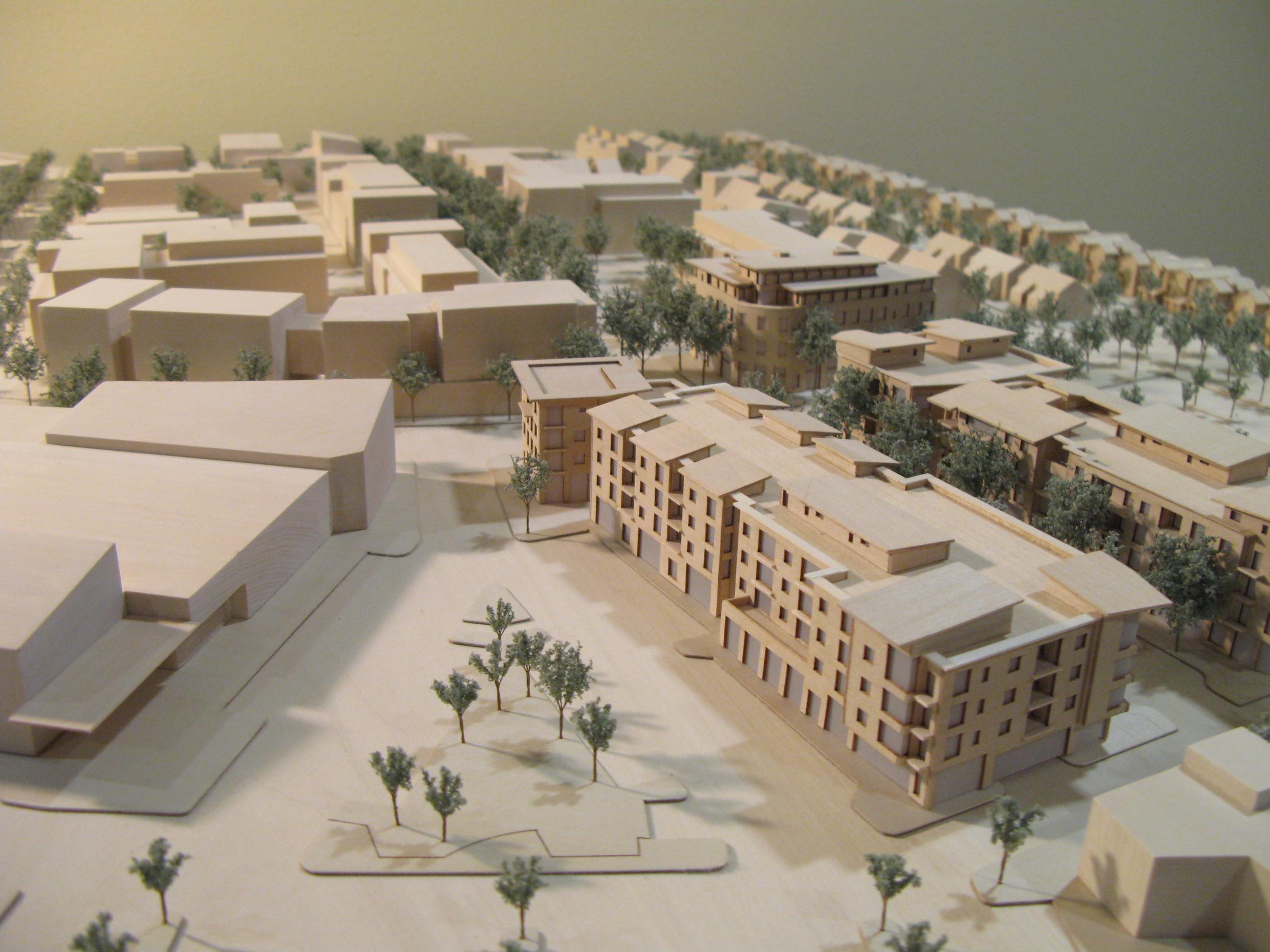 Crescent Village Urban Design Plan