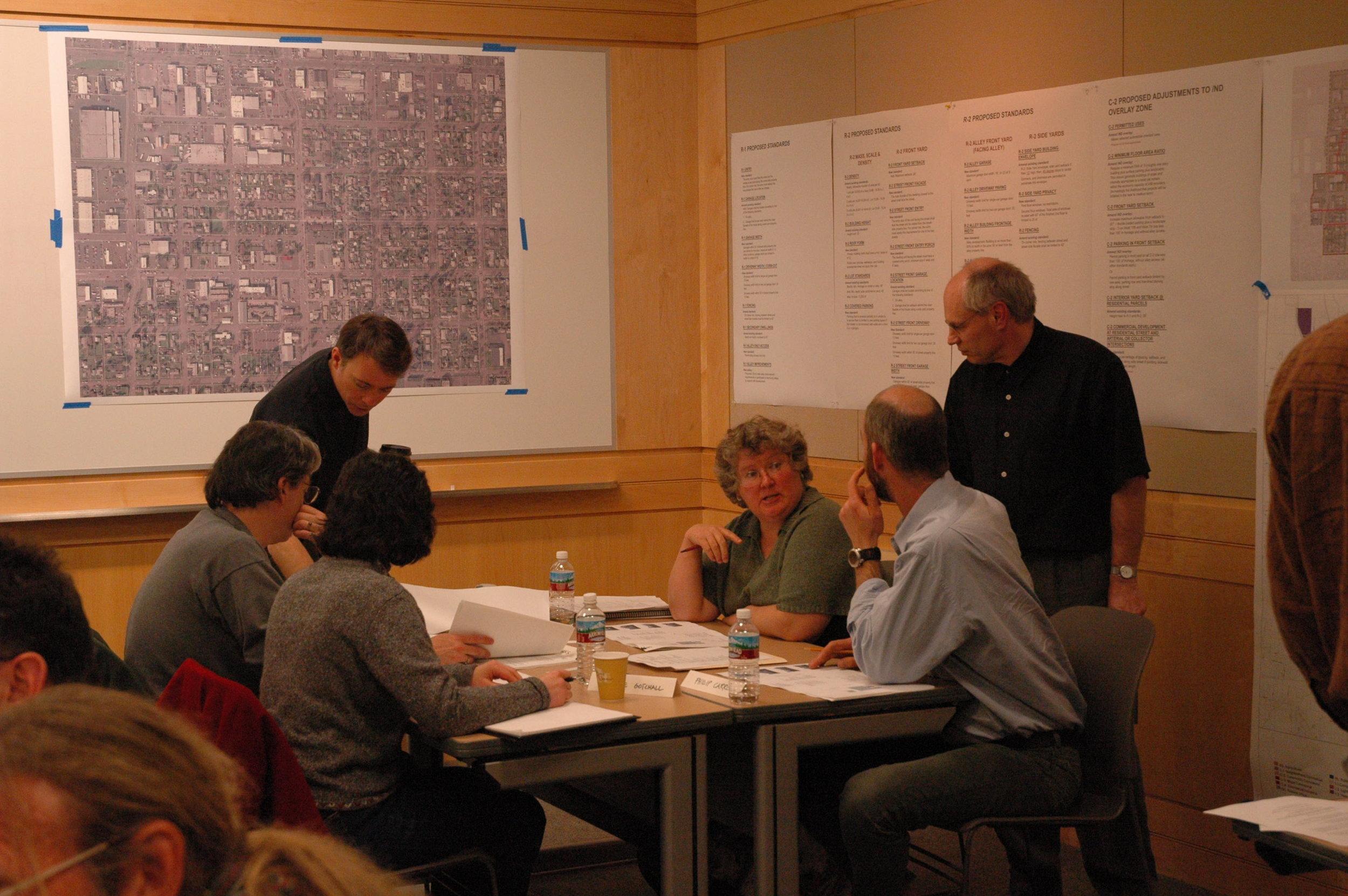 City of Eugene Chambers Neighborhood Land Use Planning
