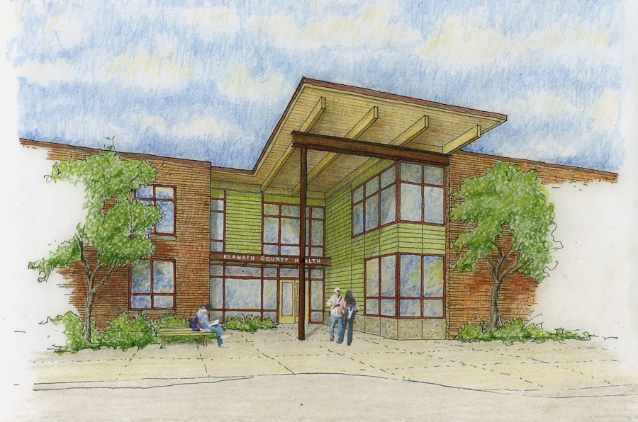 Klamath County Health Clinic Master Plan