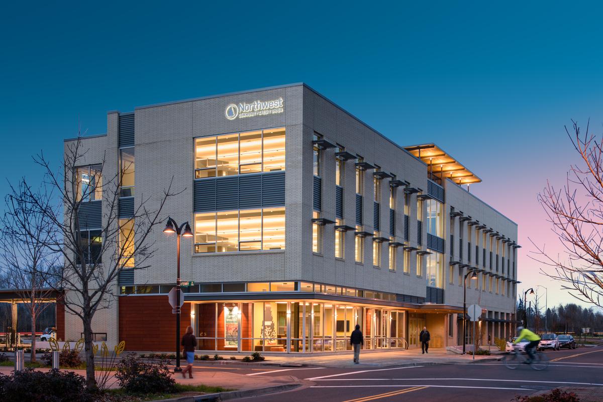 Northwest Community Credit Union Headquarters