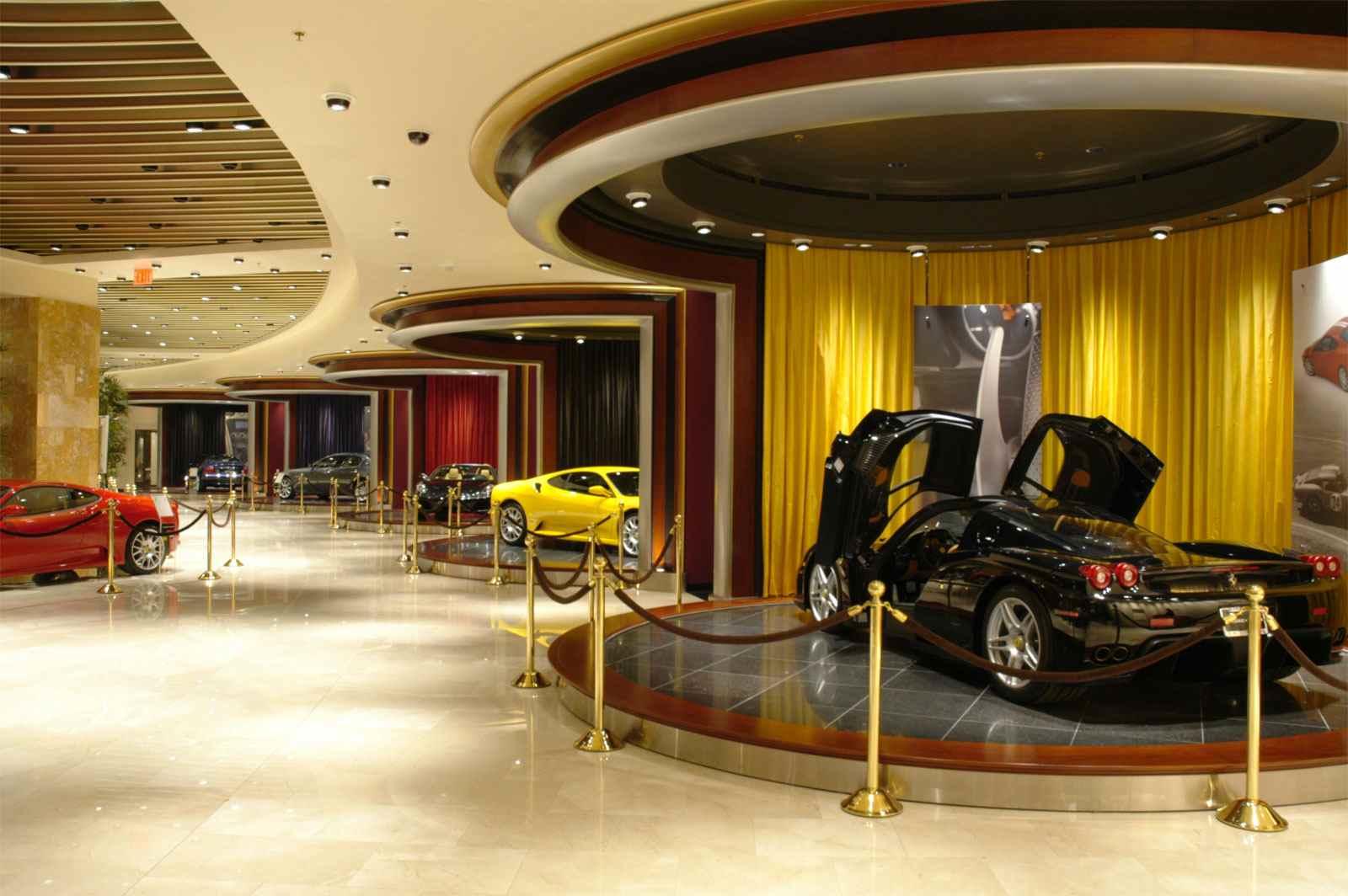 Ferrari Showroom  Wynn Resort  Las Vegas, NV