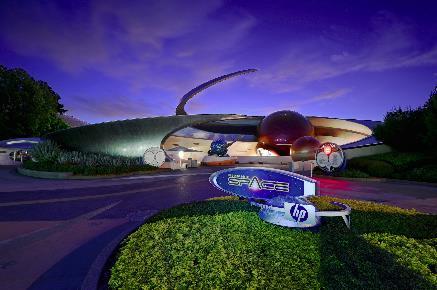 Mission:Space - EPCOT Center, Walt Disney World  Orlando, FL