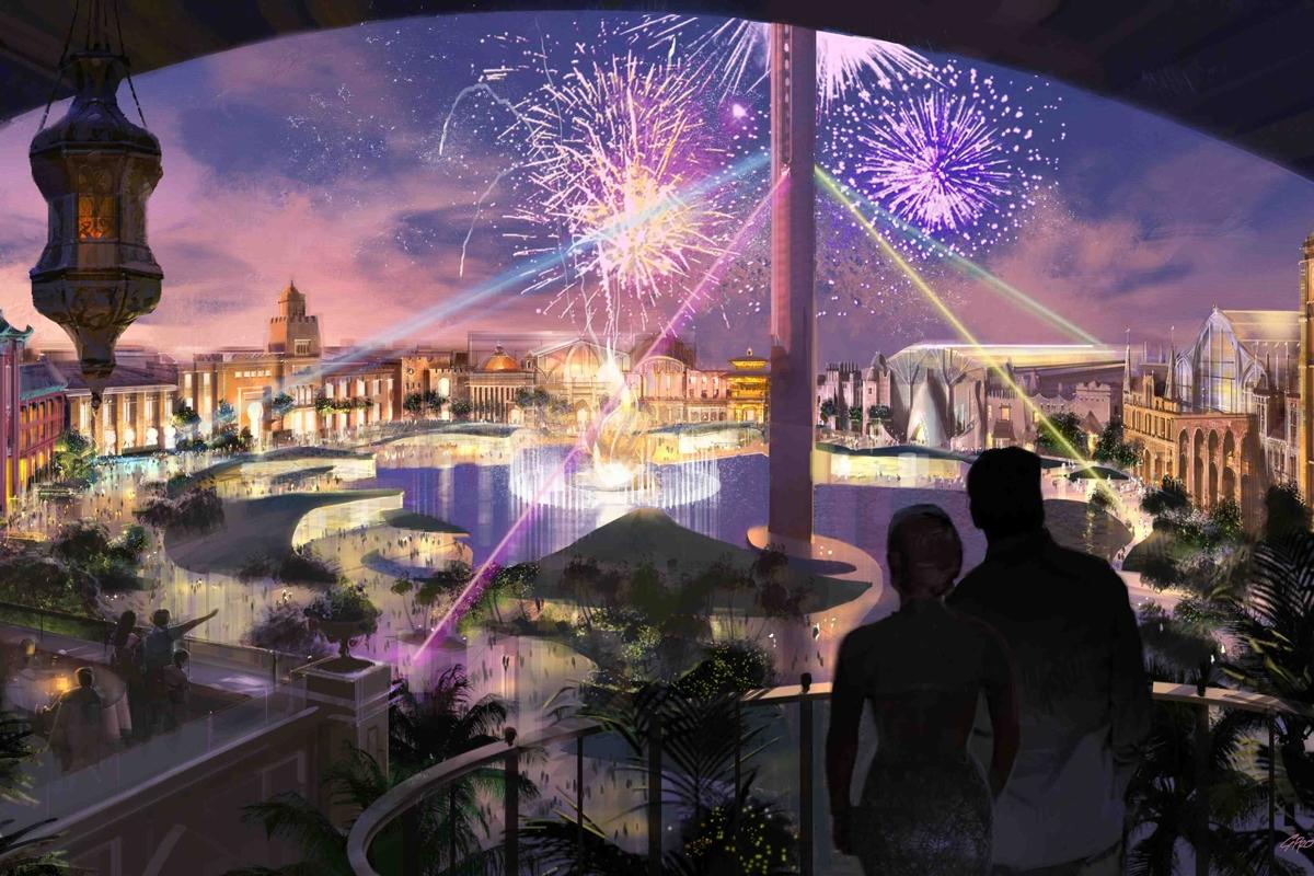 Global Village Dubailand  Dubai, UAE