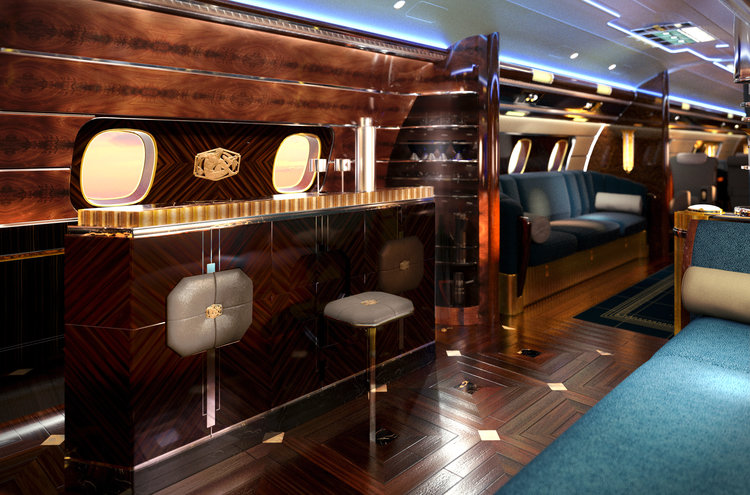 Embraer's Manhattan by Sotto