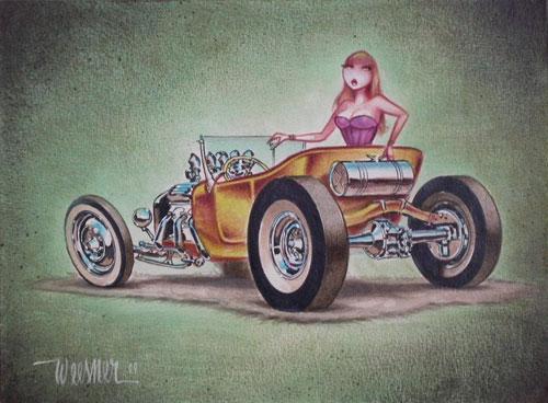 art by Keith Weesner