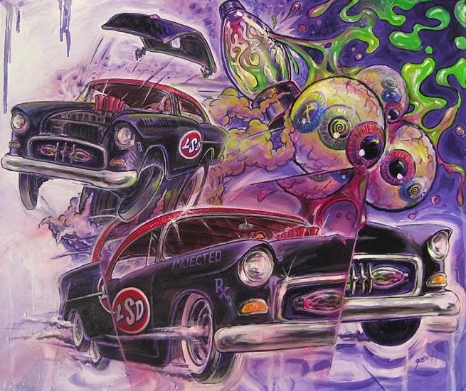 art by Bruce Gossett
