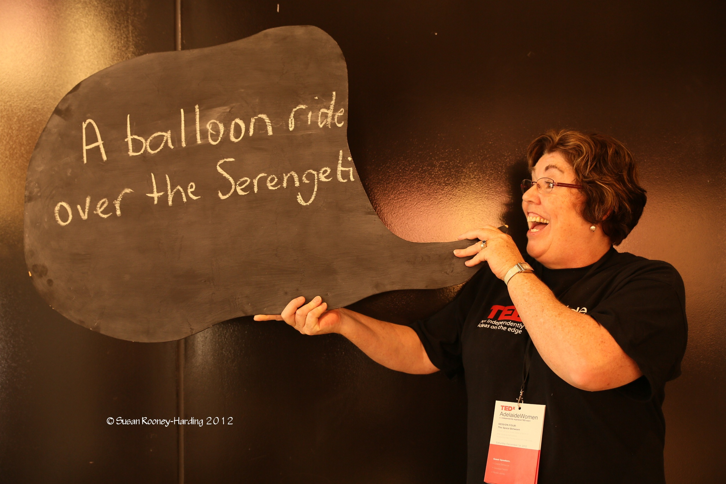 TEDxWomen Adelaide 2012 - Before I die