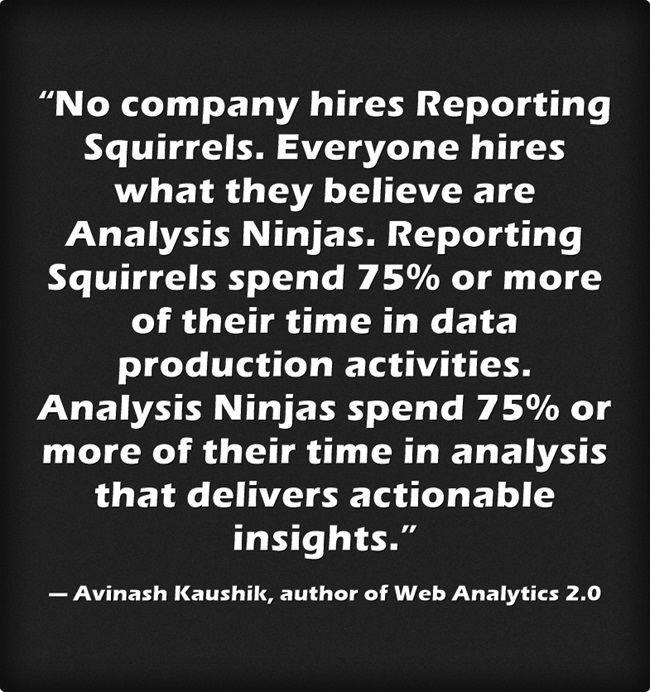 Big Data & The Business Analyst — Business Analyst Learnings
