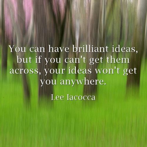 On Creativity & Innovation
