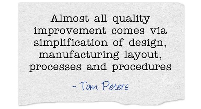 On Business Improvement