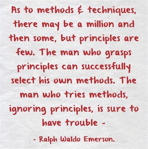 On Methodology