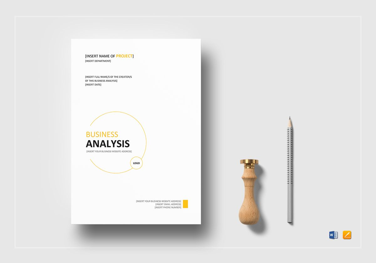 A List of Websites With Free Business Analysis Templates