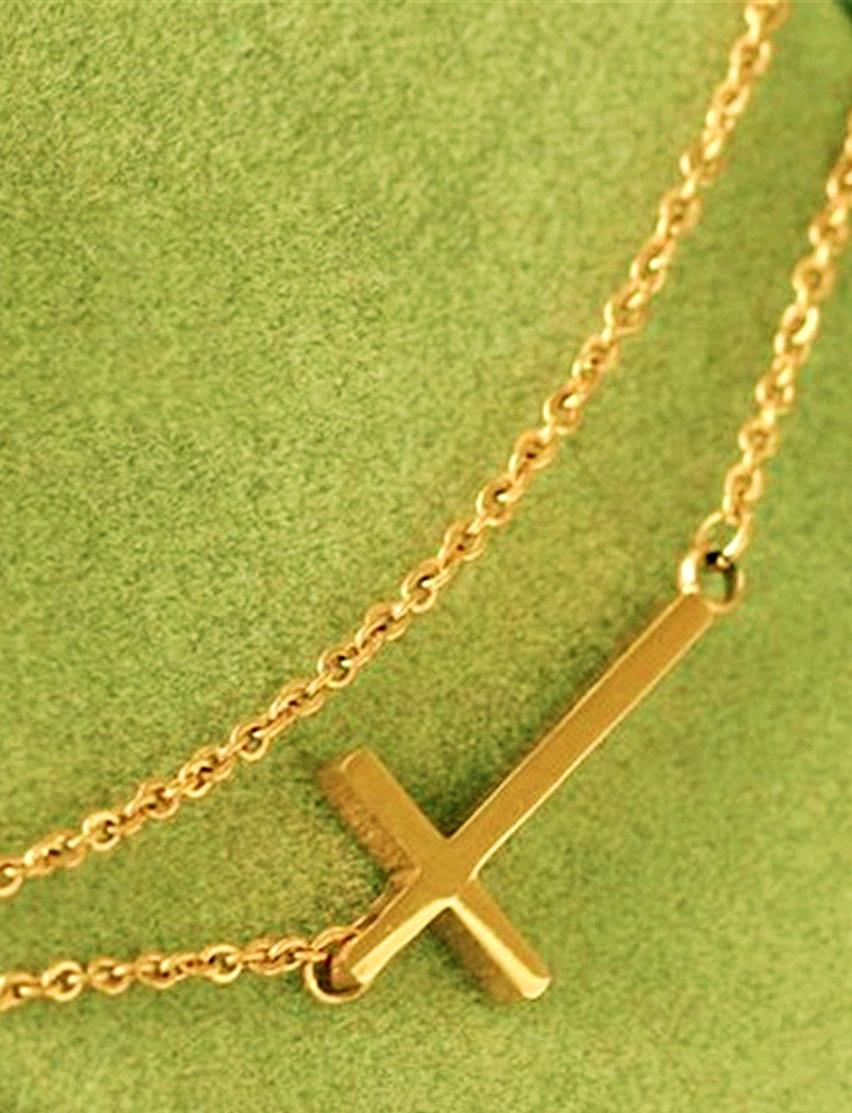 1.93 in x 1.14 in Sterling Silver Mulit-colored Shell Cross Pendant