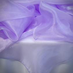 Lavender Organza  Available In: 84x84