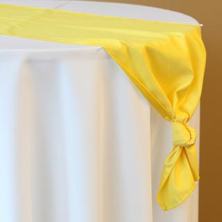 Lemon Yellow Bengaline Runner