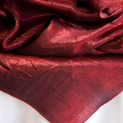 Burgundy Red Crushed