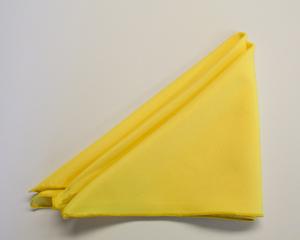 Lemon Poly Napkin