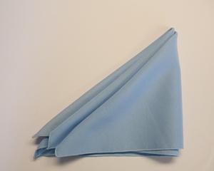 Light Blue Napkin