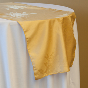 Gold Cambria Runner