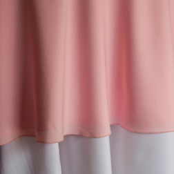 "Light Pink  Available In:  Rounds: 120""  Squares: 84""  Banquets: 90""x156""  Napkins: 20""x20"""