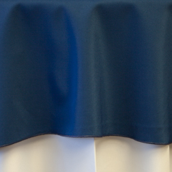 Light Navy  Available In:  Rounds: 90"