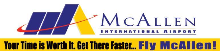 McAllen Miller Airport.       Click to visit site
