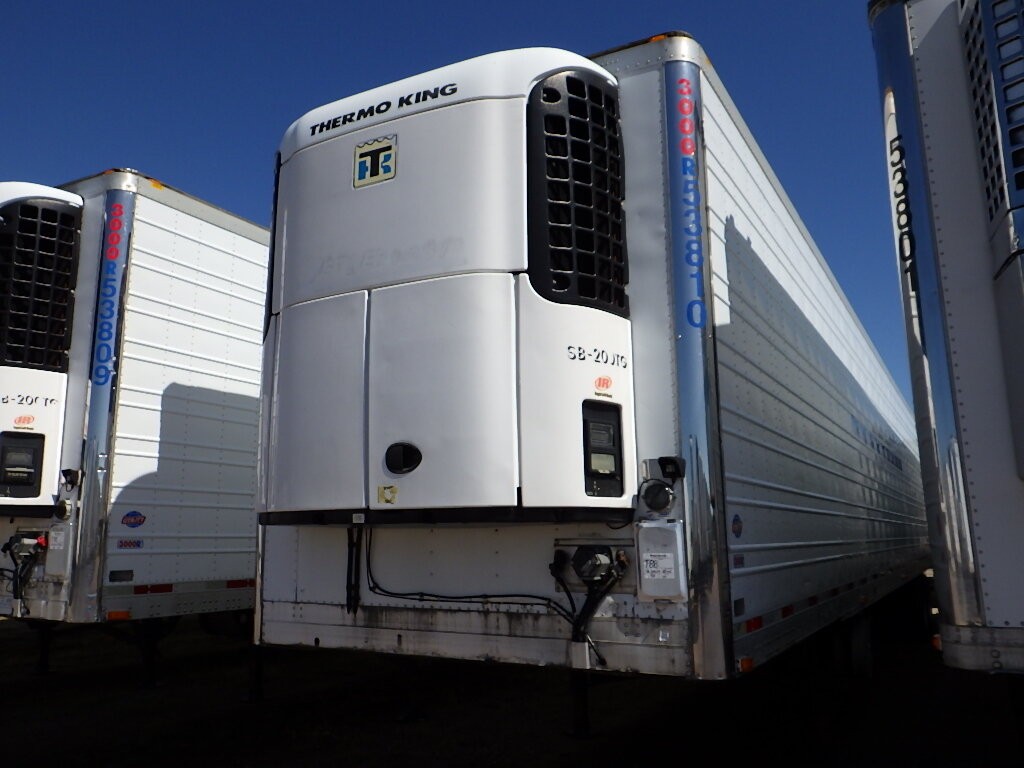 2008 Utility Reefer - Thermoking 53X102 Air Ride14,000 Hours