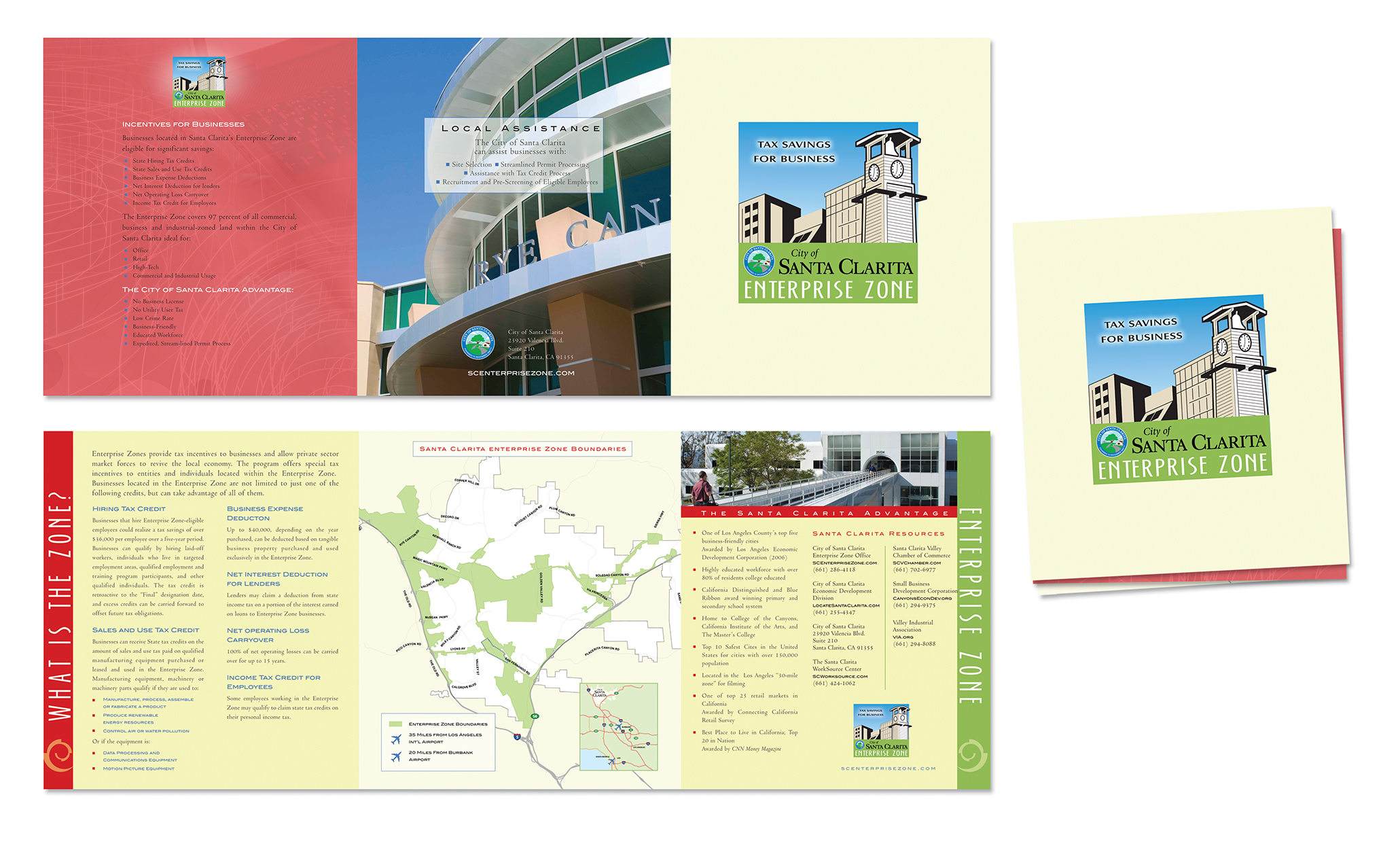 Enterprise Zone Brochure