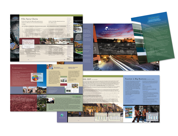 2nd Place, Printed Publications – Reports:  Economic Development Annual Report