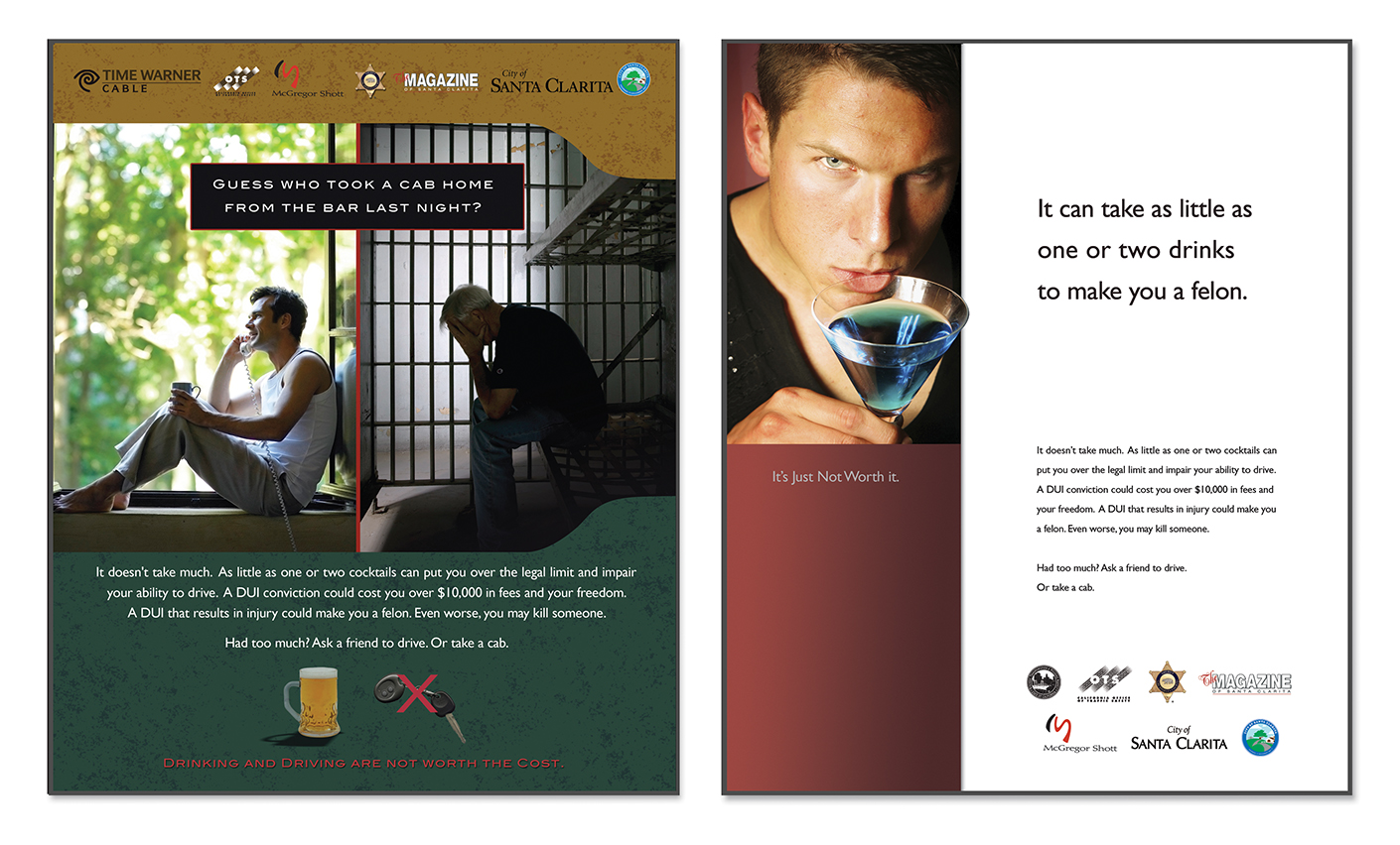 Award-winning DUI Prevention Campaign