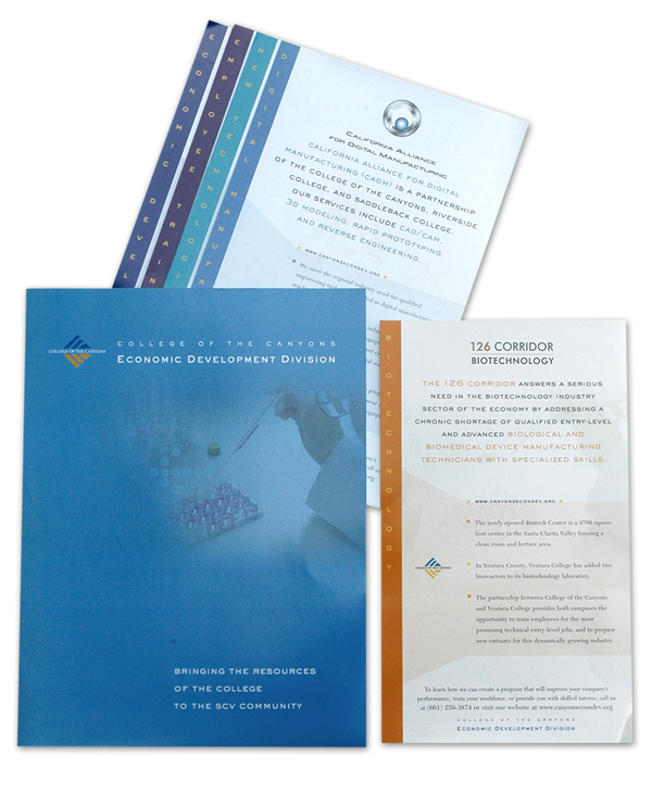 Press Kit Materials for College Technology Programs