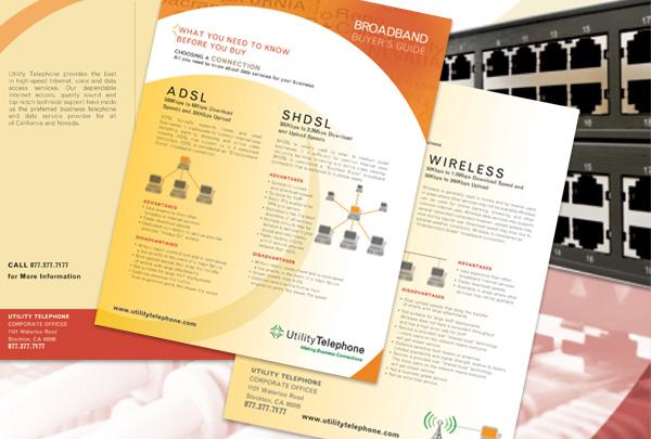 Broadband Services Brochure