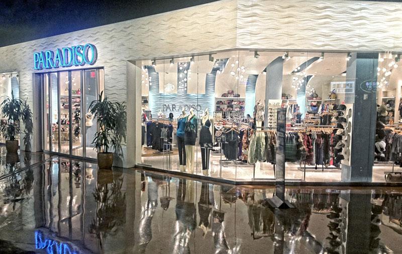 Store branding for Las Vegas Specialty Shops