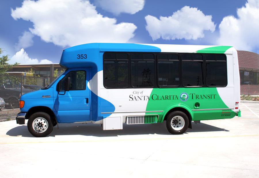 Dial-a-Ride Service Bus