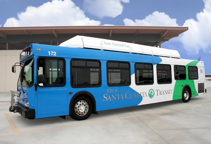 40' NewFyler Bus