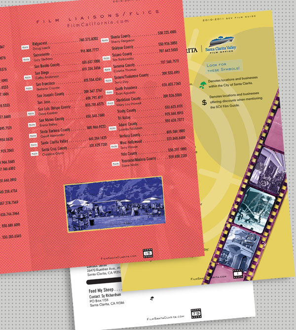 136-page Industry Guide for the Department of Film