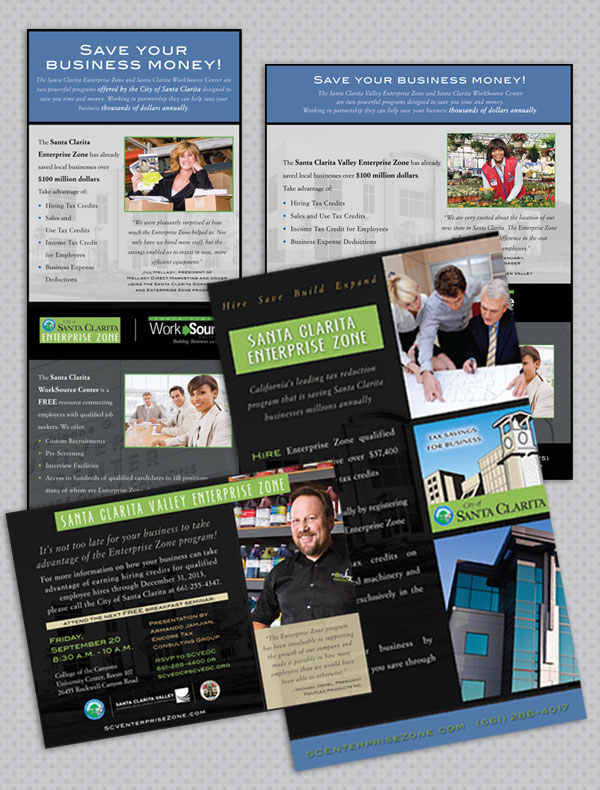 Ad Campaigns and Direct Mail