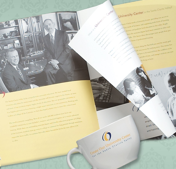Main Brochure for Corporate Donors