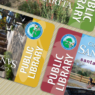 Public Library Cards
