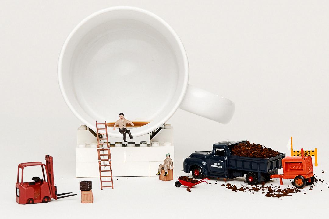 Union mandated coffee break