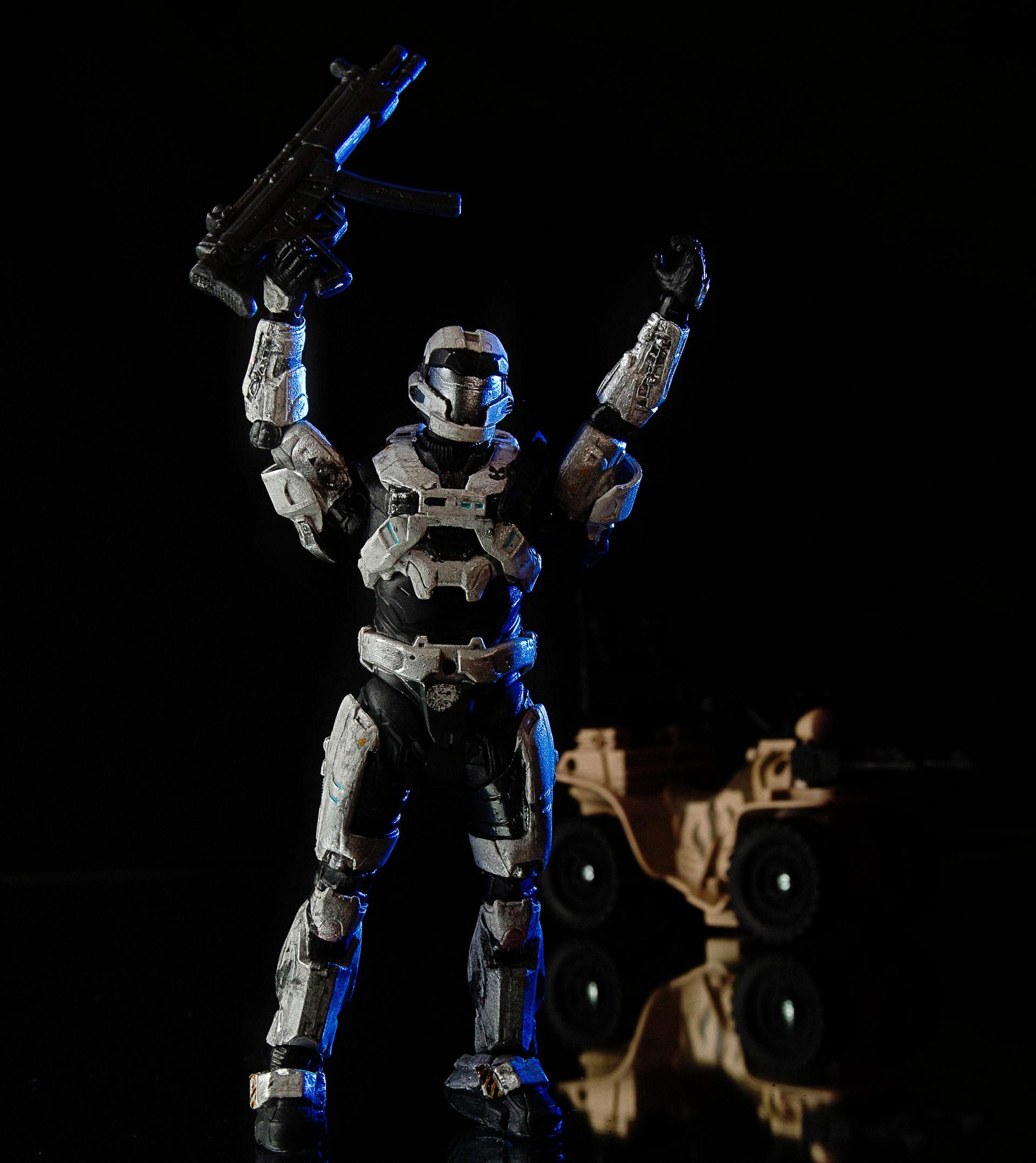 T.G.I.H.F (Thank God it's Halo Friday)