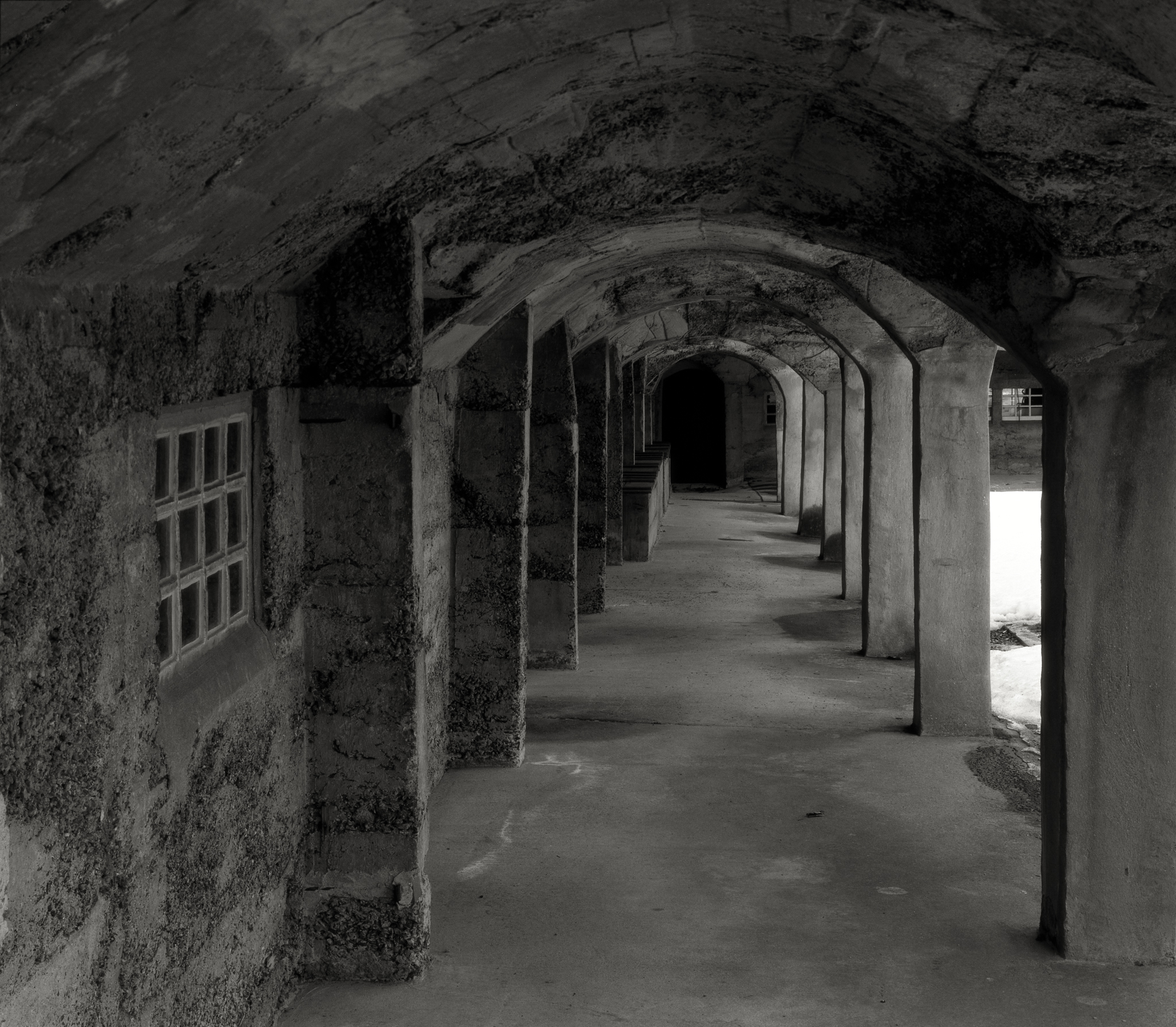 4x5_for_365_porject_076_Moravian_Pottery_Works_arches.jpg