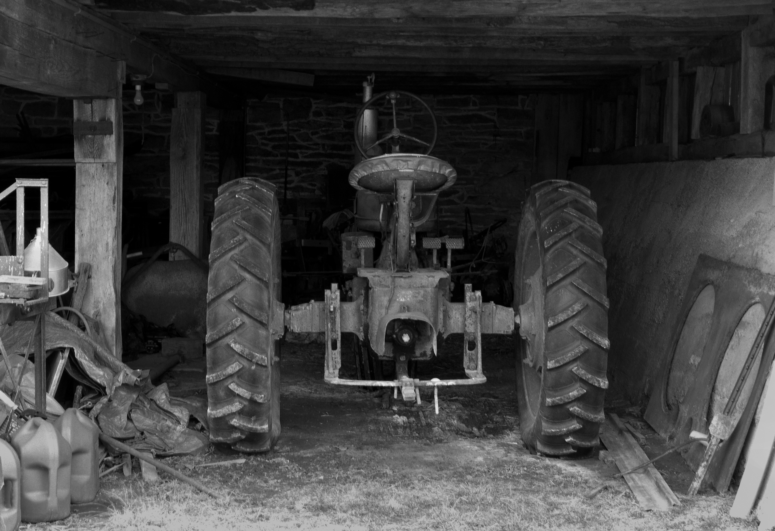 4x5_for_365_project_094_Ktown_PA_German_tractor.jpg