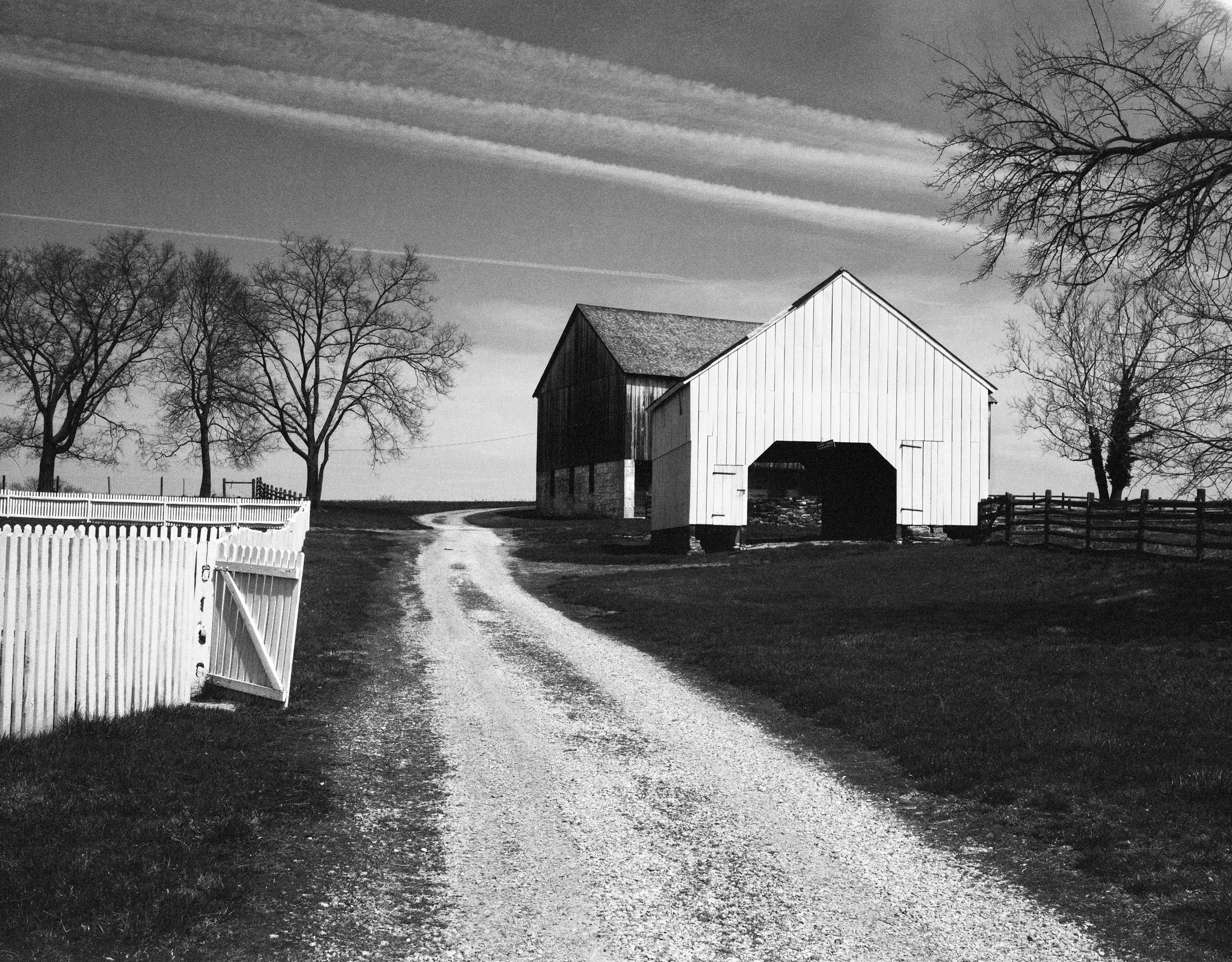4x5_for_365_project_0105_Antietam_Battlefield_Poffenberger_Farm_Road.jpg