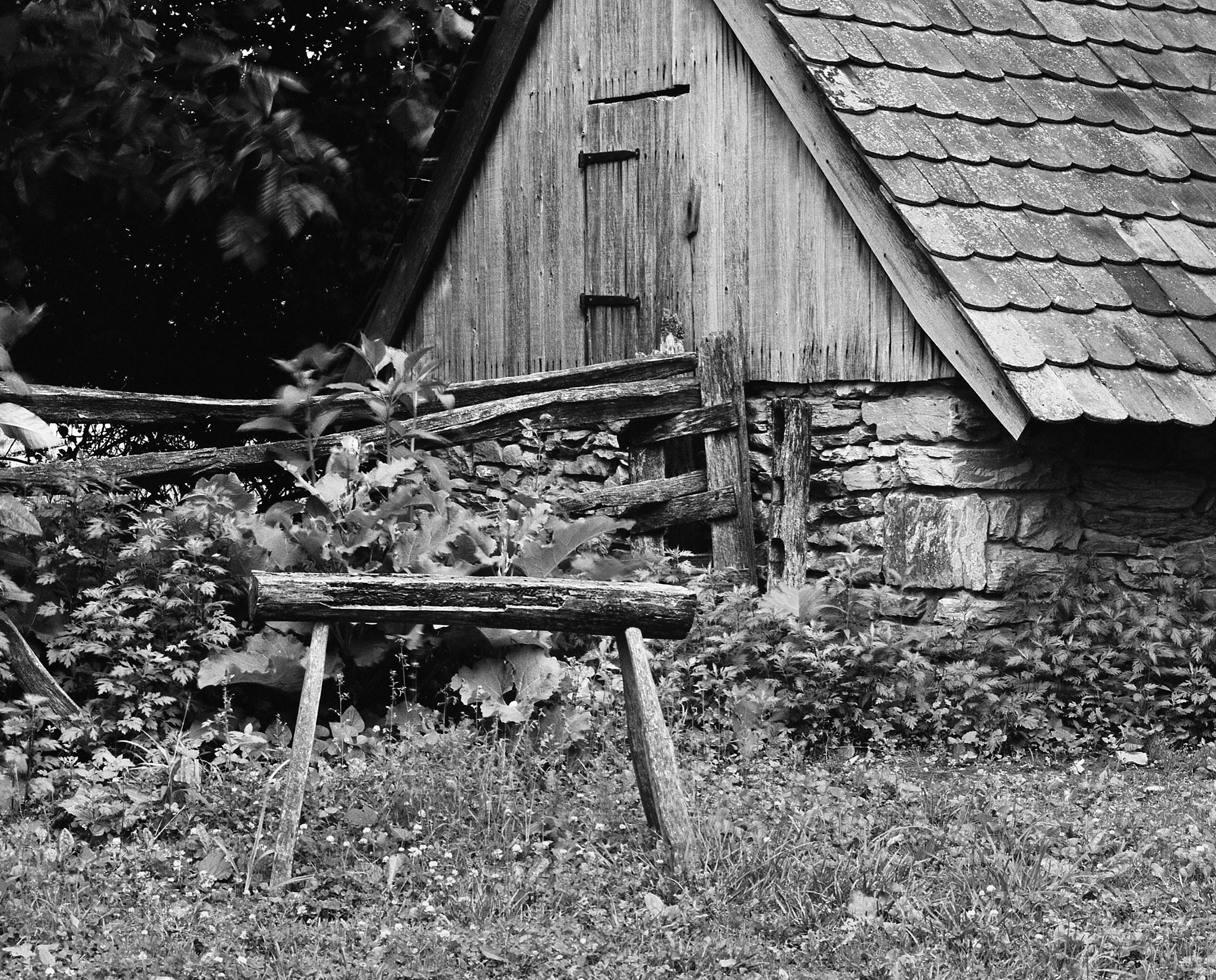 4x5_for_365_project_0170_Landis_Valley_sawhorse.png